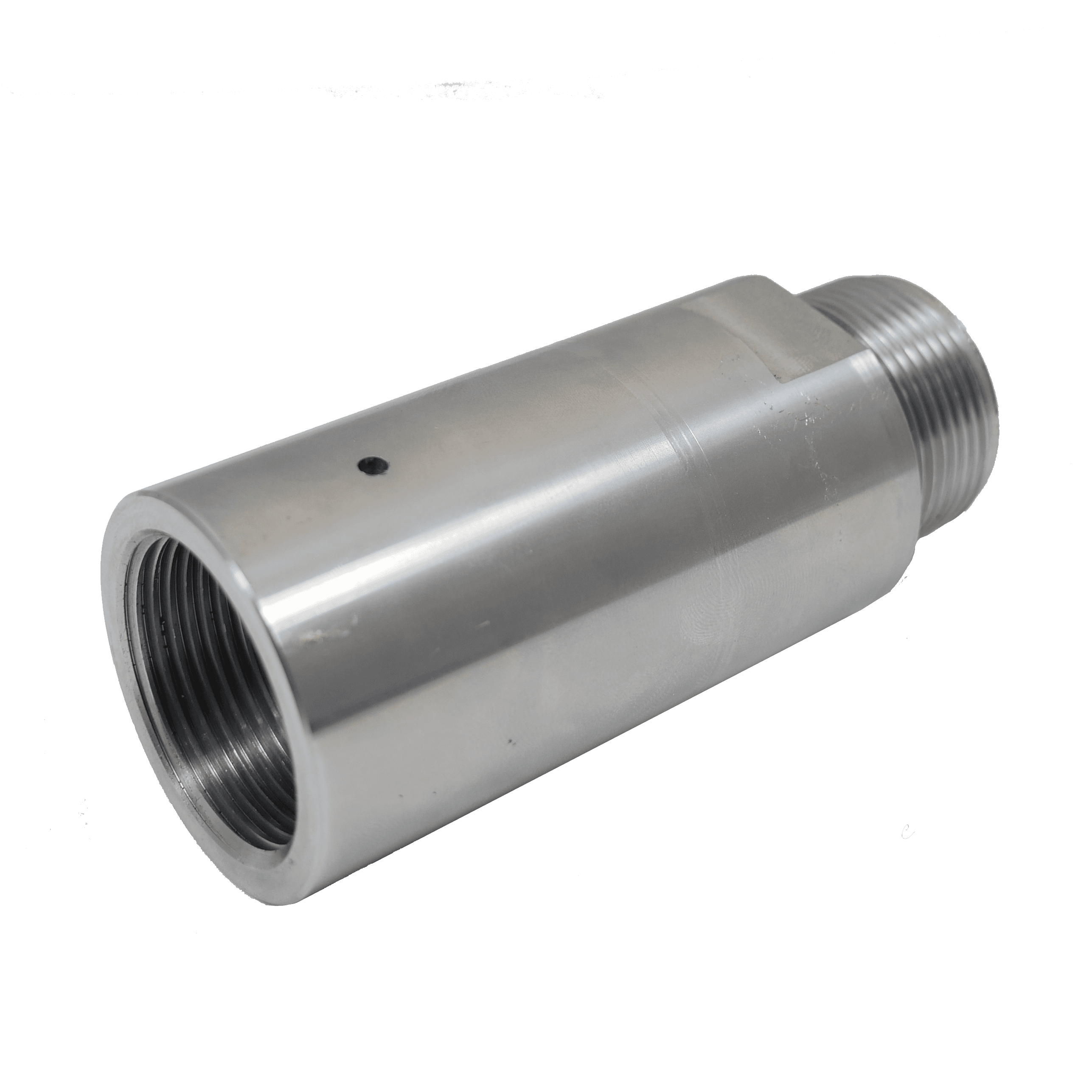 High Pressure Adapters Sockets are able to work with a pressure of 1500bar. We deliver all kind of Sockets with Metric, BSP and NPT threads.