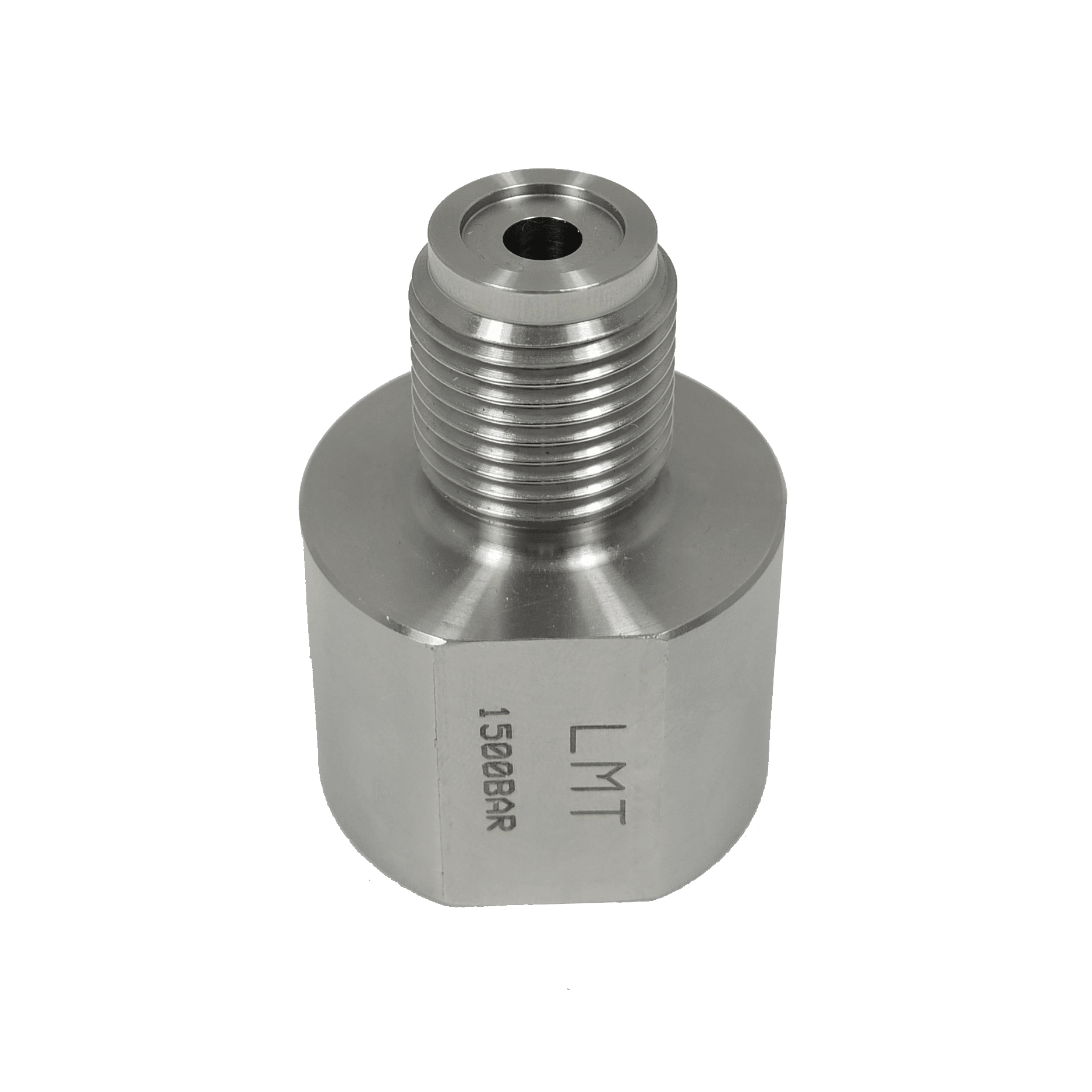 High Pressure Adapters 1500 Bar